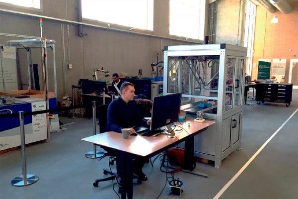 Odense Robotics StartUp Hub